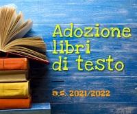 ZZZZADOZIONE LIBRI DI TESTO A.S. 2021/2022